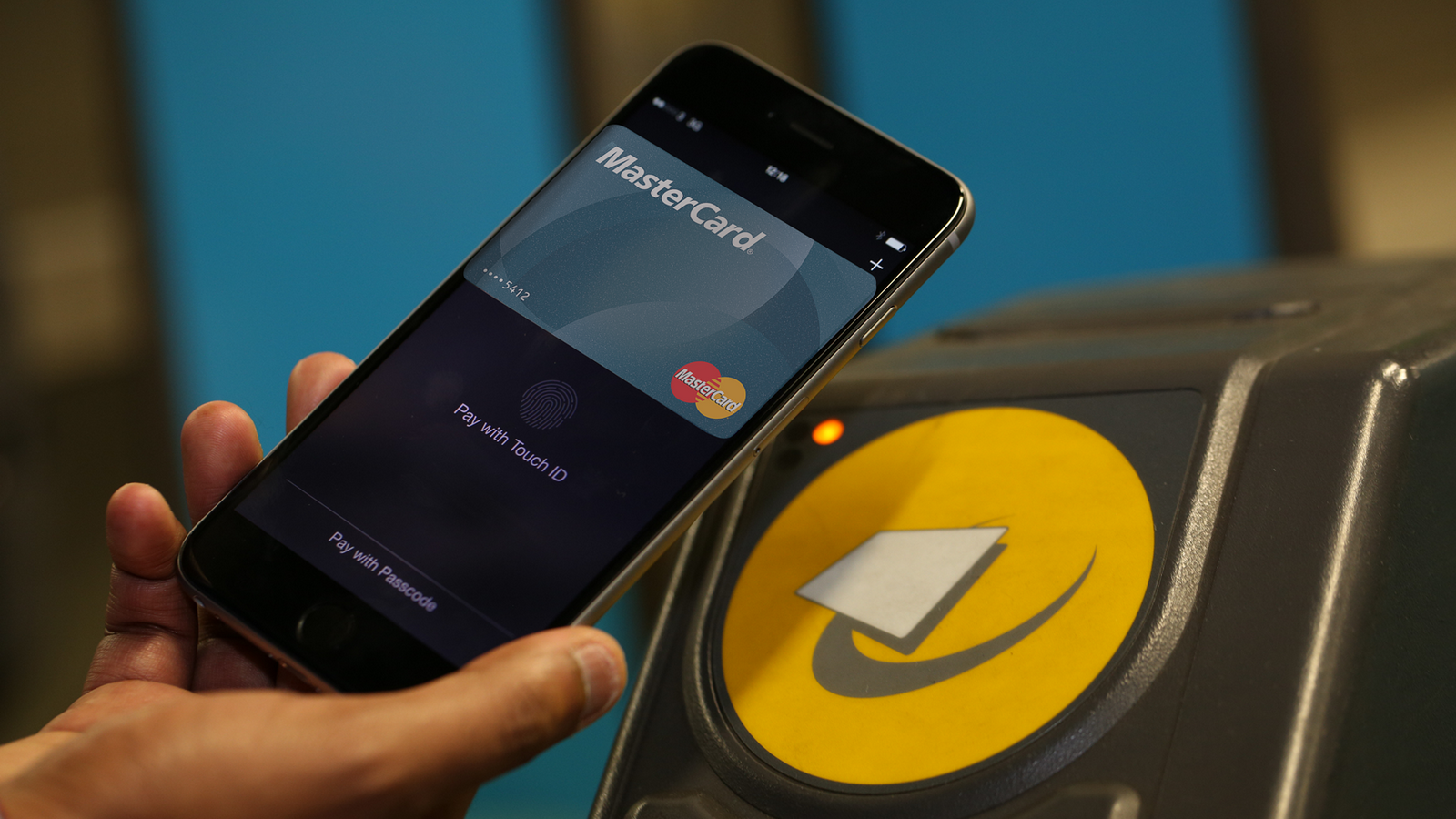 Users of Apple Pay got free use.