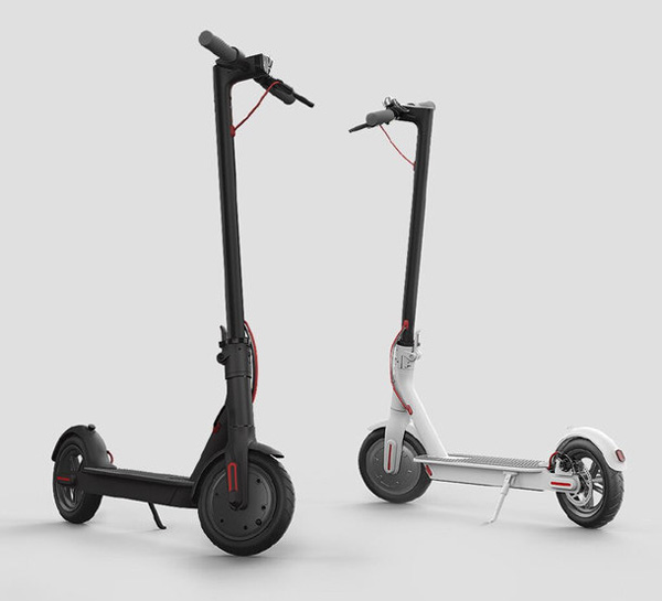 """Xiaomi introduced the """"smart"""" electric scooter Electric Scooter Mi for $290"""