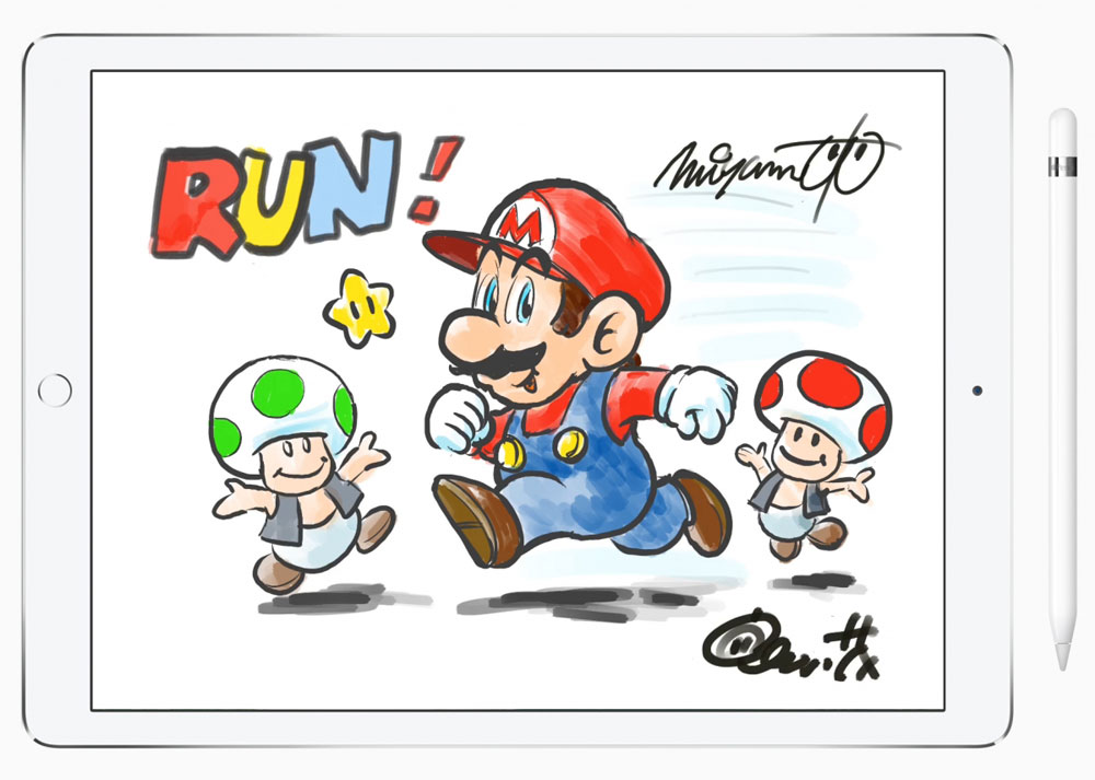 Super Mario Run set a record for number of downloads in the App Store: 40 million in 4 days