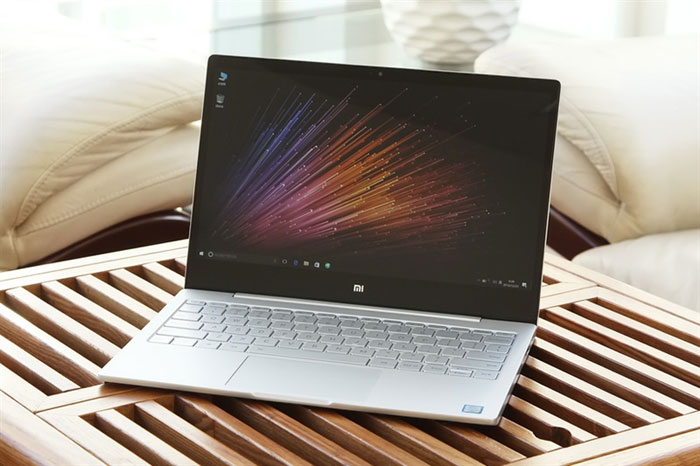 "The first ""live"" photos laptop Notebook Air 4G Xiaomi appeared in the Network"