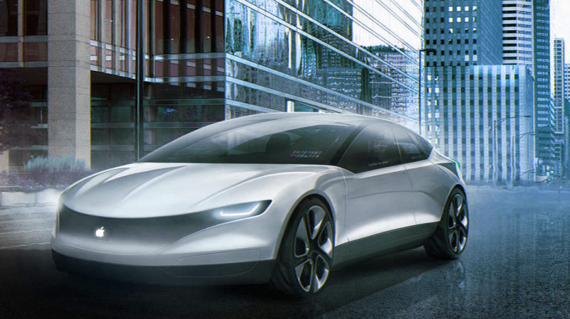 Apple self-driving car may soon become a reality
