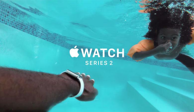 The new Apple Watch is Series 2 dedicated waterproof case [video]