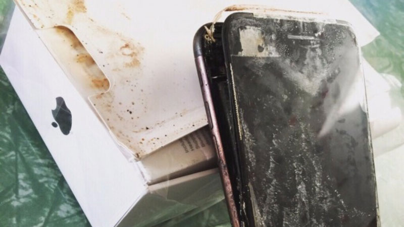 The Chinese authorities demanded to investigate the frequent cases of spontaneous combustion iPhone 6, Apple denies the allegations