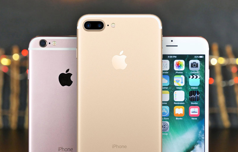 iPhone 7 Plus holds the title of the most productive in the history of the smartphone
