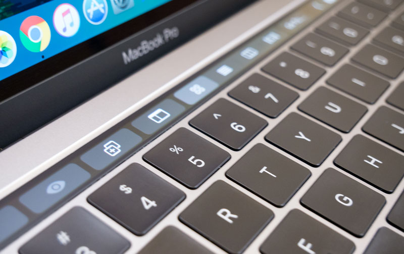 5 real problems the new MacBook Pro with Touch panel Bar