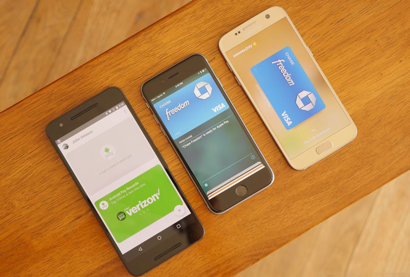 Similar to Apple Pay for Android devices work in Russia in 2017