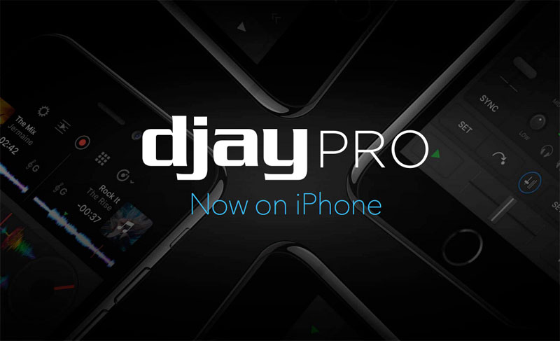 djay Pro: an app that turns the iPhone into a music Studio [video]