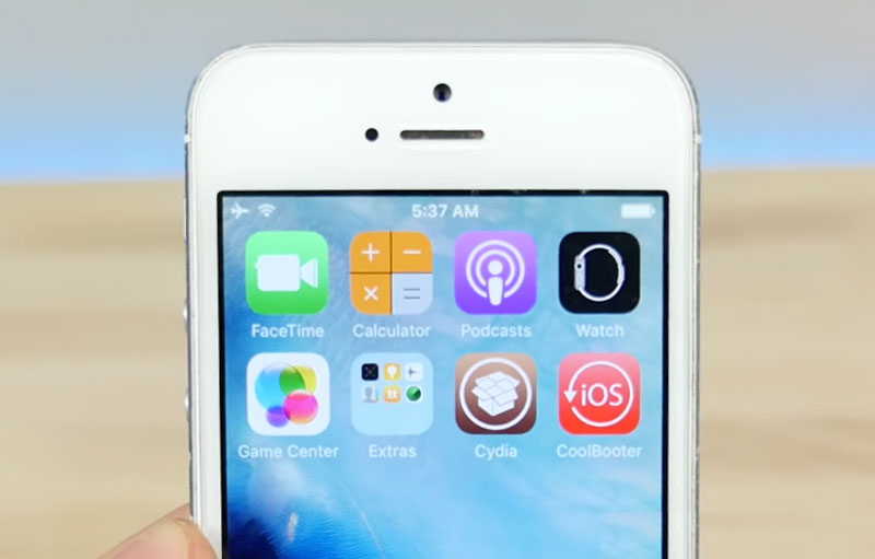 How to dual-boot iOS 6 and iOS 9 on the iPhone