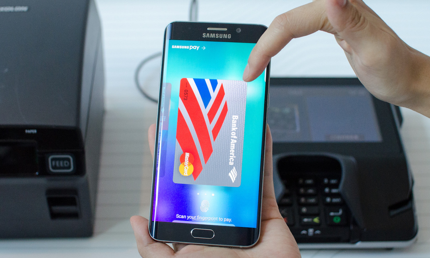 Apple did not let Samsung Pay in the App Store