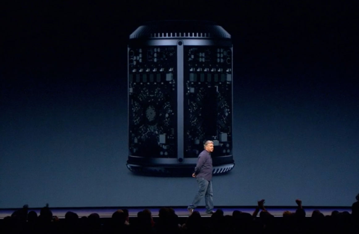 Tim cook reassured Mac users: Apple will not abandon the issue of desktop computers