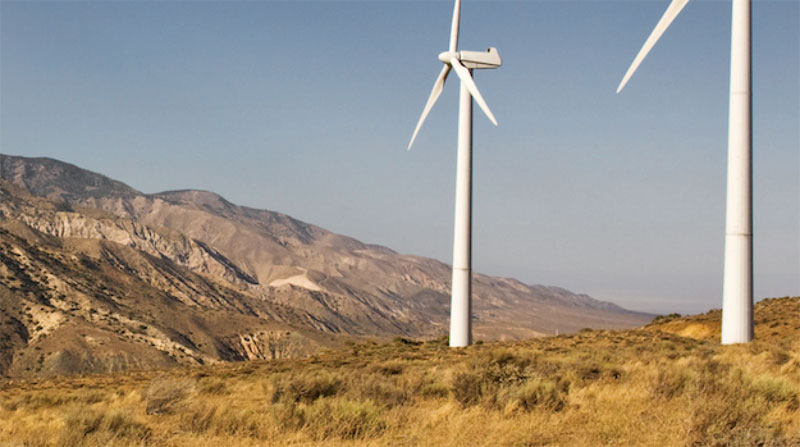 Apple bought 30% of the assets of the largest manufacturer of turbines for wind farms