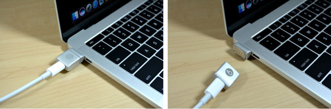On Kickstarter to raise money for the magnetic adapter for the new MacBook Pro [video]