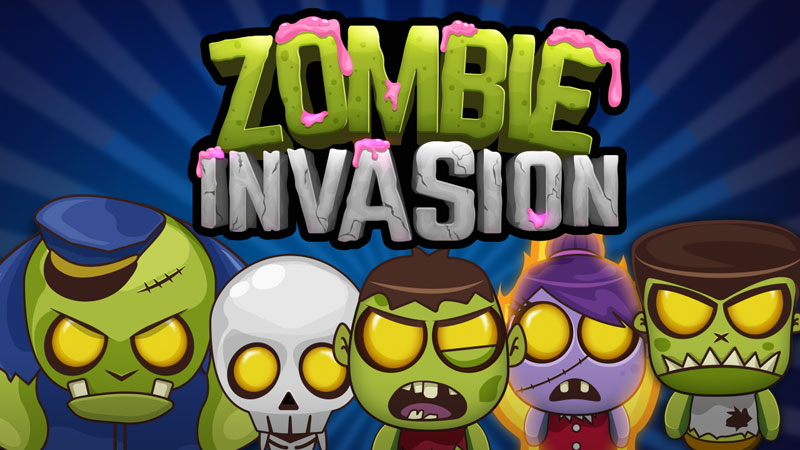 Zombie Invasion – when dead too much
