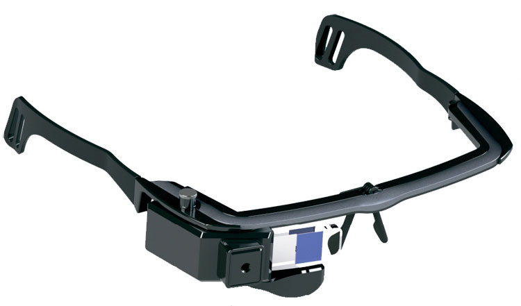 "Rostec presented a ""smart"" glasses to control the computer by sight"