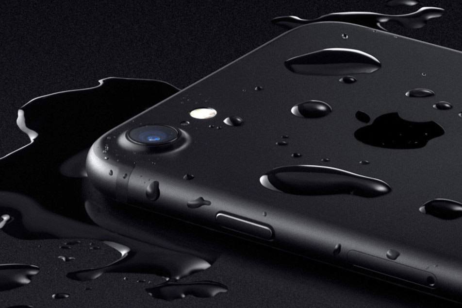 The iPhone found a hidden mechanism of water extraction from the housing