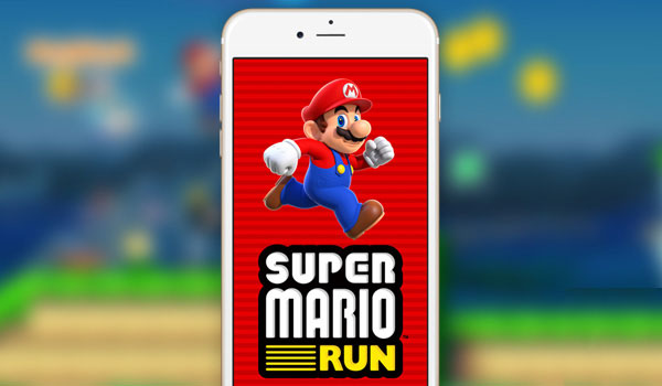 Applications now open for downloading Super Mario Run for Android