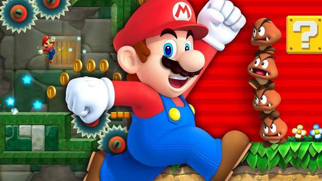 Browse Super Mario Run: something went wrong