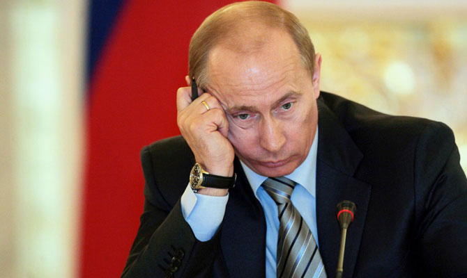 """How does Russia's """"Infinite drive"""" which estimated Putin"""