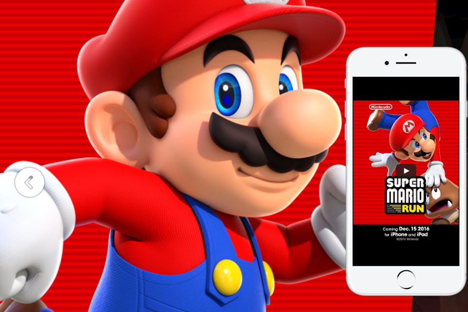 The first failures of the long-awaited Super Mario Run: why actually Nintendo has released Super Mario for mobile