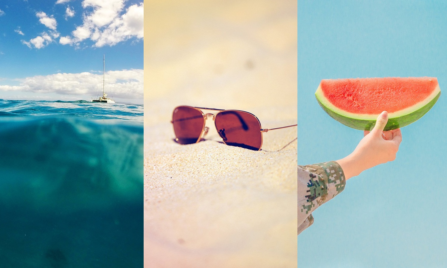 A selection of the best Wallpapers: summer
