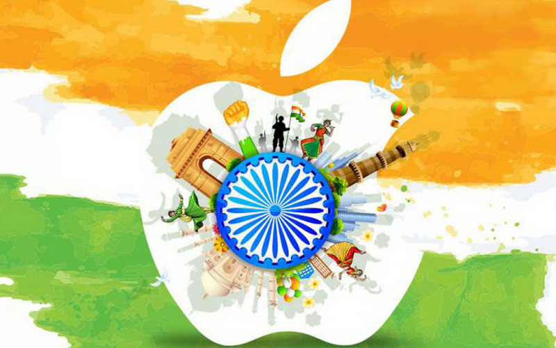 Media reported about Apple's plans in the spring to start production of iPhone in India
