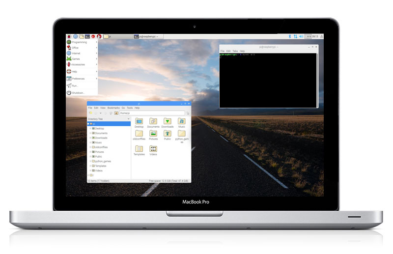 Raspberry Pi has released the operating system Pixel OS for the old Mac and PC