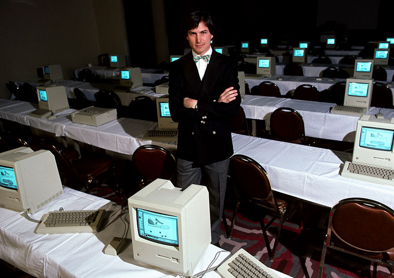 33 years ago, Apple was criticized for refusing the command line in favor of GUI