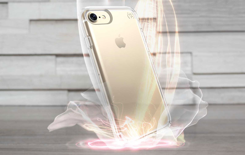 Speck released a transparent protective cases for MacBook Pro and iPhone 6/6s/7