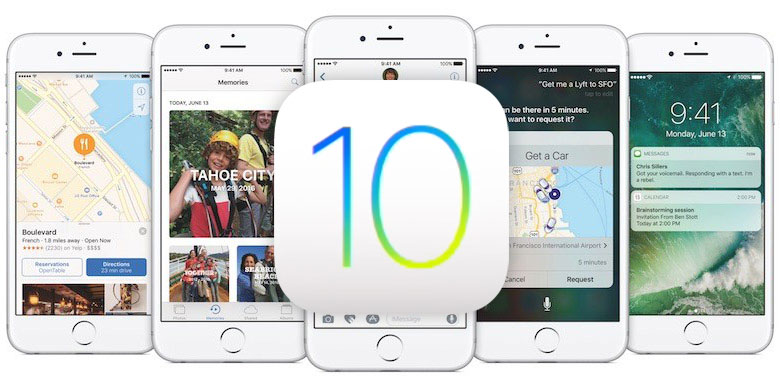 Apple: iOS 10 is already installed on 76% of compatible devices