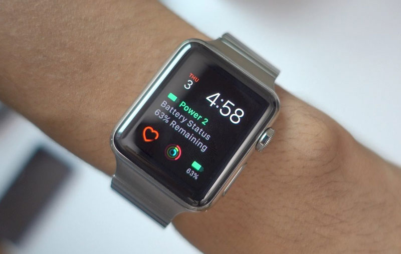 Apple Watch third generation will be released in the fall of 2017 and will have a more capacious battery