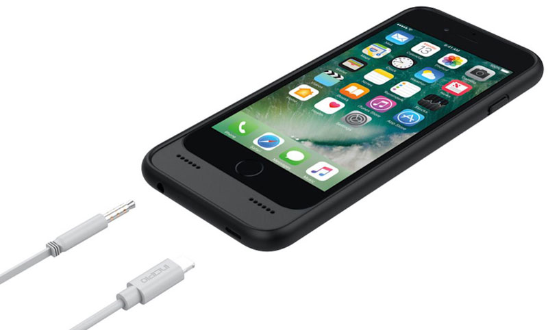 Case Incipio OX will return the iPhone 7 connector for normal headphone