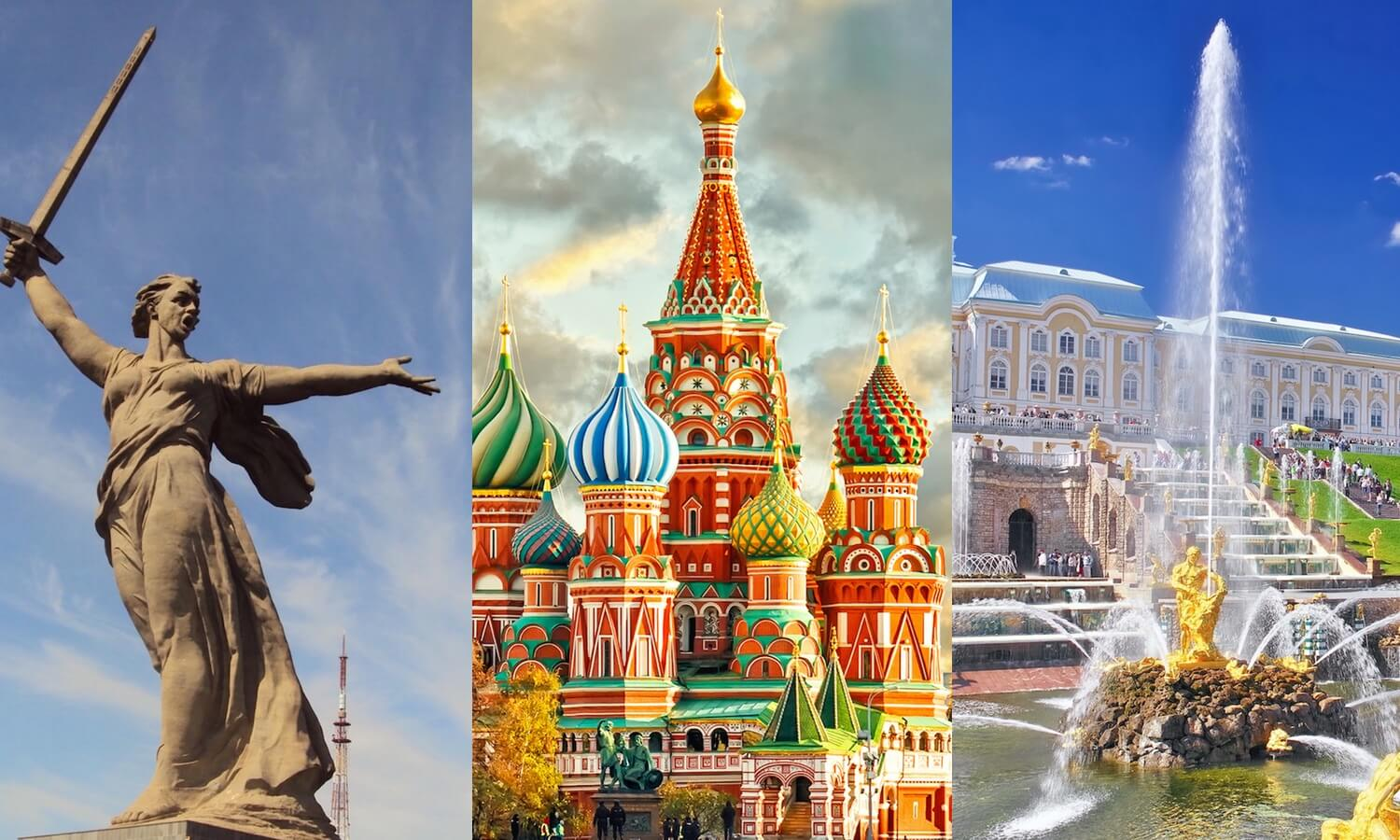 A selection of the best Wallpapers: Russia