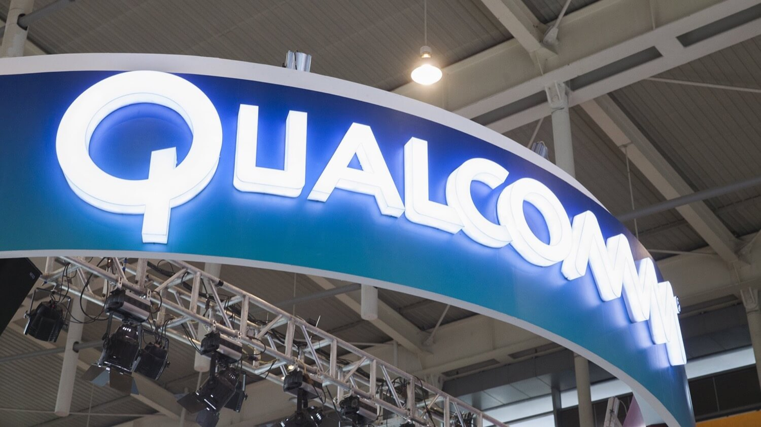 Qualcomm was accused of forcing Apple to use their chips
