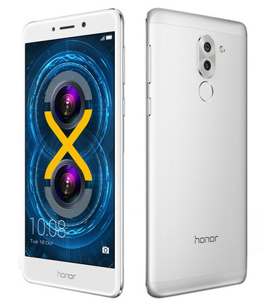 The smartphone Huawei Honor 6X officially presented: dual camera, the processor Kirin 655, two-day battery life