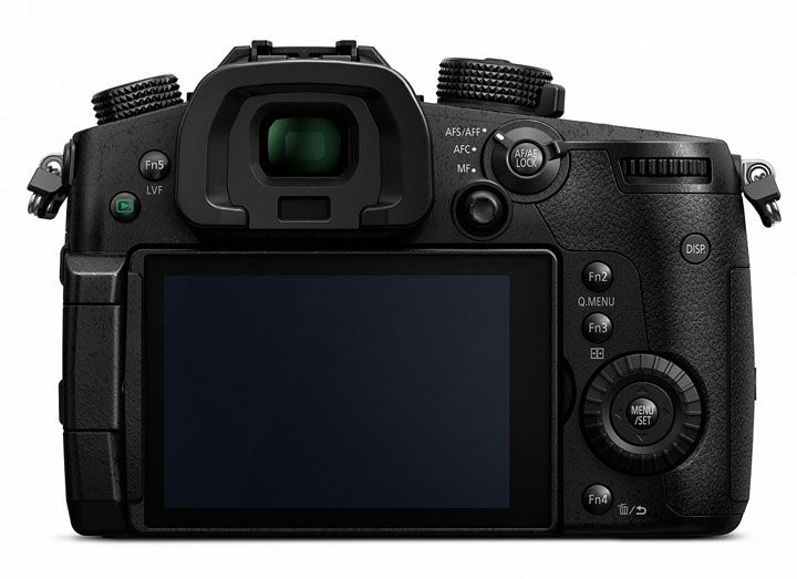 Panasonic introduces the Lumix camera DC-GH5 with the ability to directly connect to MacBook Pro via USB-C