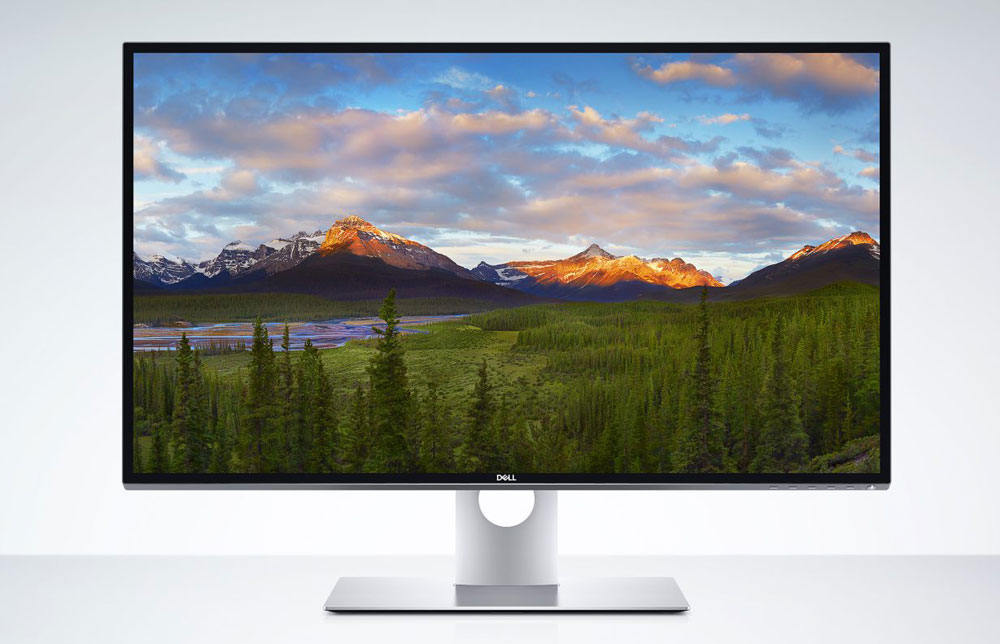 Dell has announced a 32-inch UltraSharp monitor with a resolution of 8K and an analogue of Microsoft Surface Studio