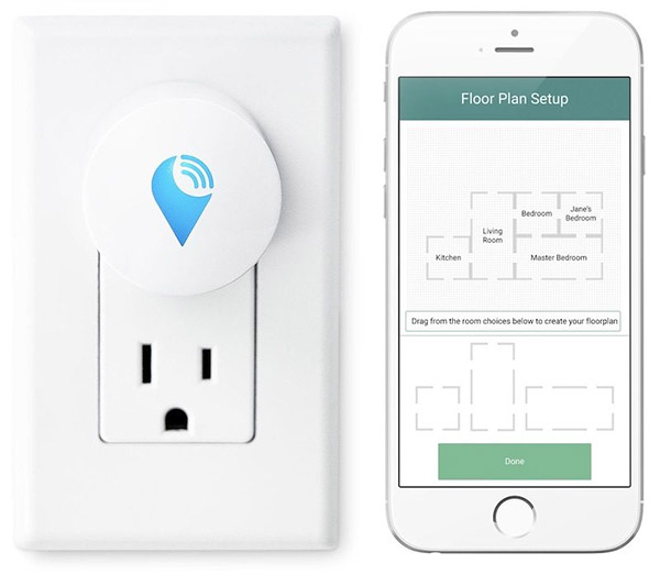 TrackR has introduced two new tracker allows you to track any object through Wi-Fi, Bluetooth or GPS