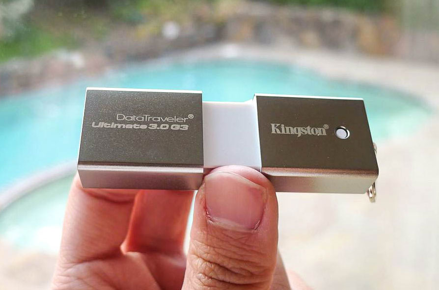 """Kingston introduced the """"world's largest"""" USB flash drive with capacity of 2 TB"""