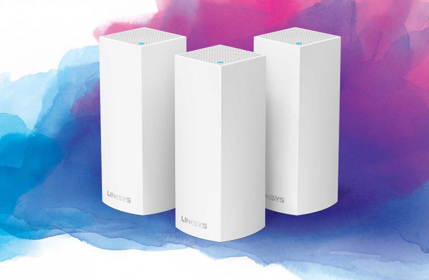 Linksys has released a modular system Velop that connects to Wi-Fi all over the house [video]