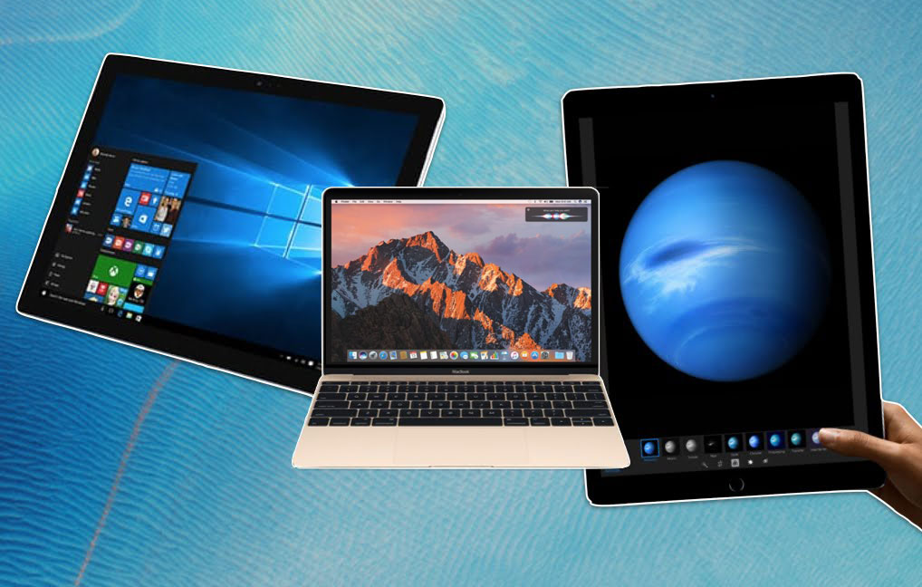 A new tactic for Microsoft in the battle for the attention of fans of Apple technology