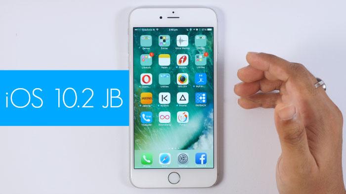Jailbreak iOS 10.2 Yalu received support iPhone 6, 6 Plus, iPhone 5s and 64-bit iPad models