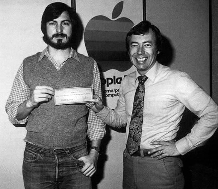 Perfect ten: the first 10 Apple employees