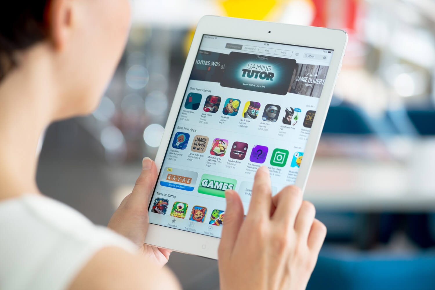 App Store customers were allowed to sue Apple
