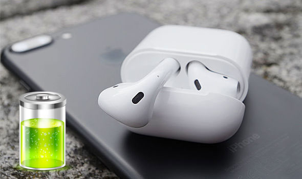 Some owners AirPods managed to solve the problem with the abnormal discharge cover-battery