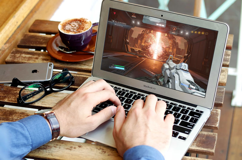 Nvidia launches GeForce gaming service for Mac Now – $25 for 20 hours of play