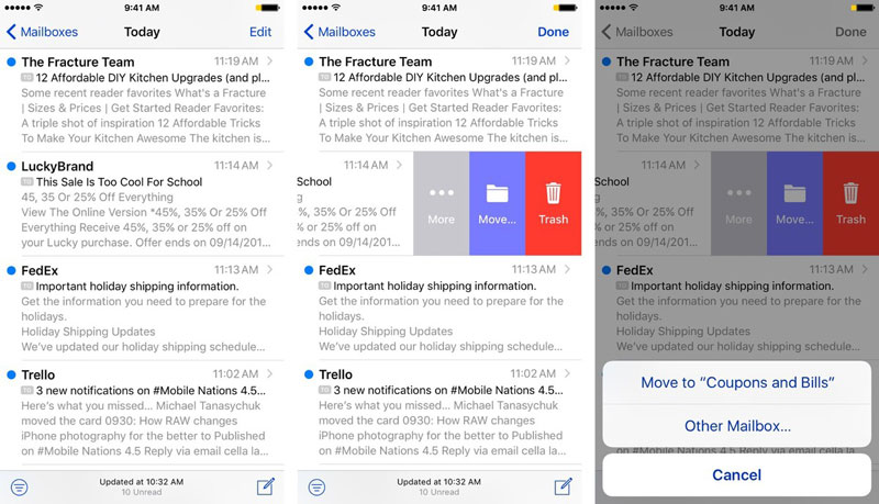 Top 28 best hidden features in iOS 10, you need to know about