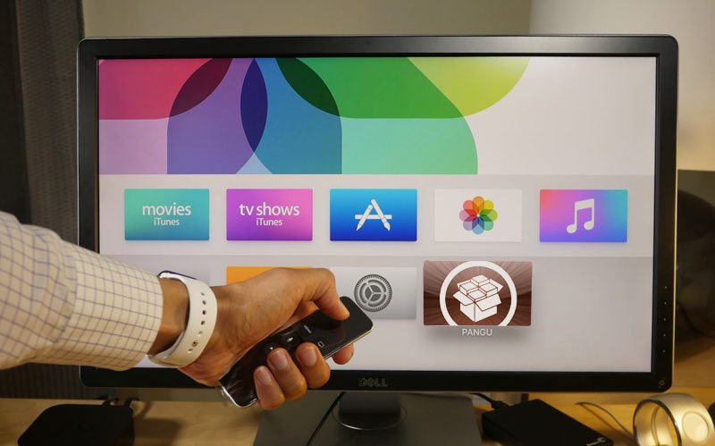 Hackers have released a jailbreak for Apple TV to tvOS 10.1