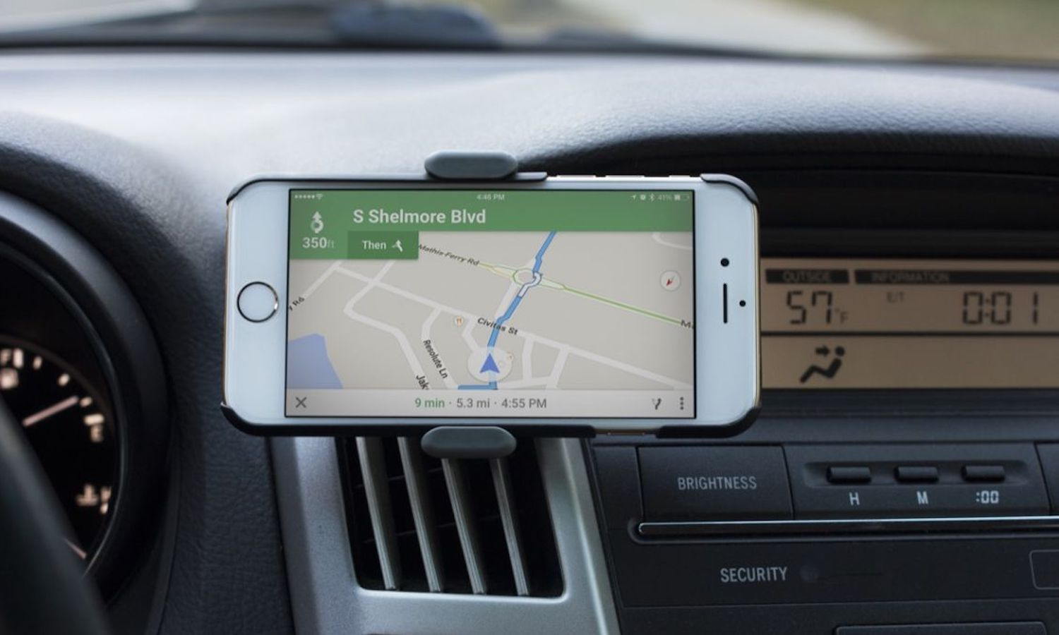 Responsible ModMac: problem with sound and GPS in the iPhone