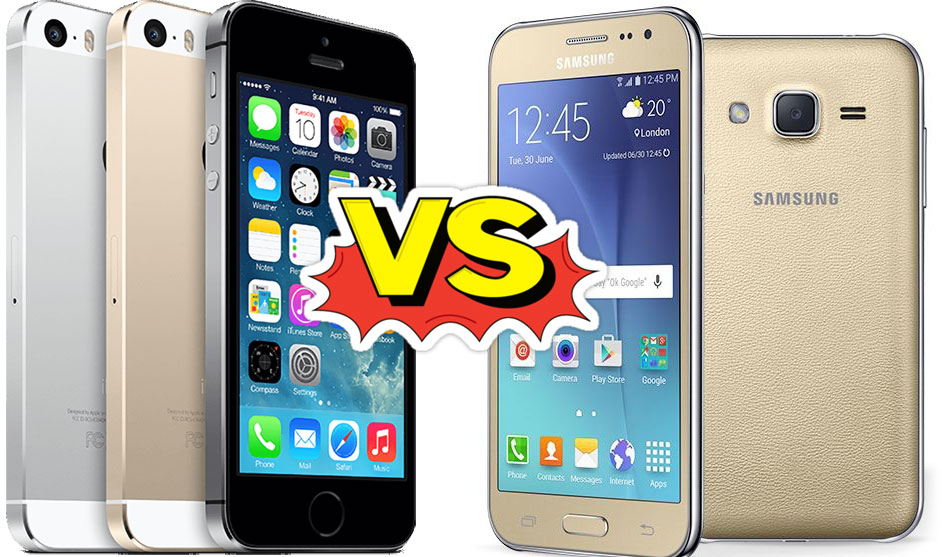 Samsung Galaxy J1 ahead of iPhone 5s became the most sold in Russia smartphone