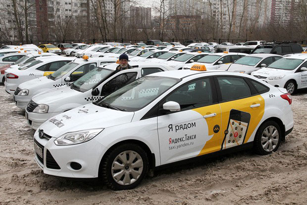 """""""VKontakte"""" plans to add a mobile application """"Yandex.Taxi"""" and Gett"""